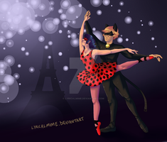 La Danse de Coccinelle - The Ladybug Dance by lyricalmime