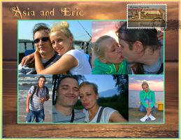 Asia and Eric - 2014 by Sisterslaughter165