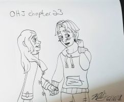 OHJ Chapter 23 cover by Bella-Who-1