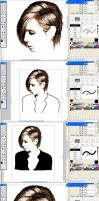 Yasu (Acid Black Cherry) [WIP] by miobitat