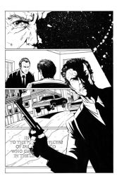 Dirty Harry Inks by anthonymarques