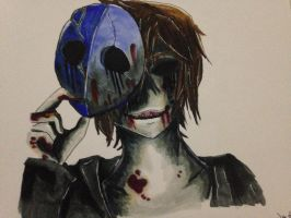 Eyeless Jack by NeedyLittleLamb
