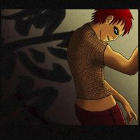 Gaara4 dark by Baka-momo