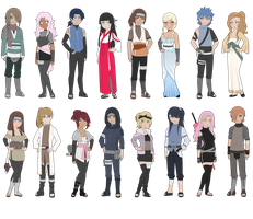 Adoptable batch OPEN by zombie-adoptables