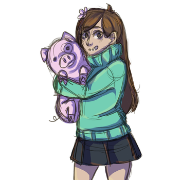 Mabel by ouncemilia
