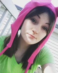 Cosplay WIP: Louise Belcher by EliziCosplay