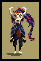 Midna pixel style by NeoFoetus