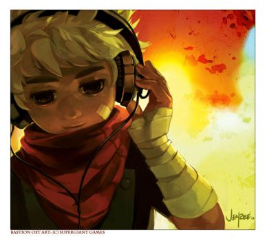 Bastion Soundtrack Cover by JenZee