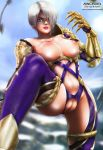 Ivy Valentine NSFW by NaaN-AnA
