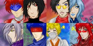 TF Humanized Icon Group by Neheon