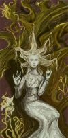 The Witching Tree by shadowgirl