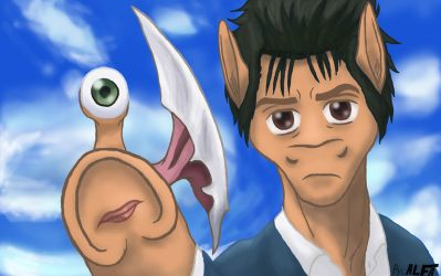 Parasyte MLP version by ALFA007