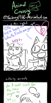 Animal Crossing New Leaf - comic 2 by TheJennyPill