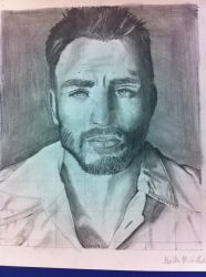 Chris Evans by Winchester-Art