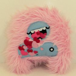 ME PLUSH YOU- Passionayeti by loveandasandwich