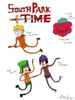 South Park Time by quidditchchick004