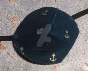 Kate's Anchors Eye Patch by Yonaka-Yamako
