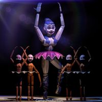Ballora (4K) by GamesProduction