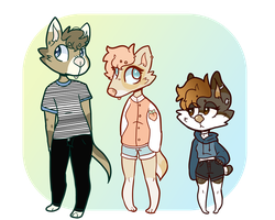 Some Kids by OrangeJuicee