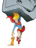 SupergirlFIN small by robinzson