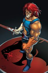 LION-O by DAVID-OCAMPO