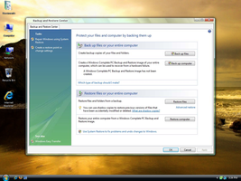 Restore Center Applet for XP by Picassa243