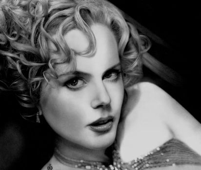 Nicole Kidman by Stanbos