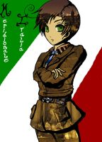 APH I am Italy - Romano by Royal-Guard-Lover