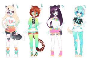 [CLOSED] Paypal Adopts! by sidequests