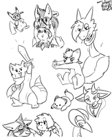 Doodle Dumps 1 by DewwyDarts