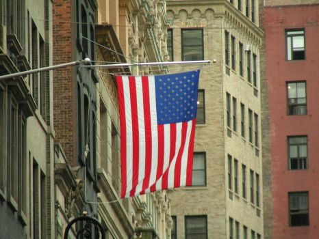 Hanging Flag 360310 by StockProject1