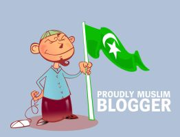 proudly muslim blogger v2 by ademmm