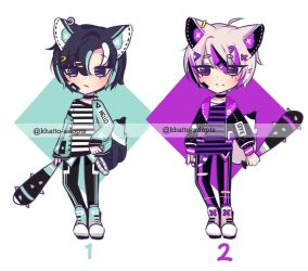 Random adopts auction |CLOSED by khatto-adopts