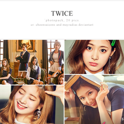 twice photopack by mayradias