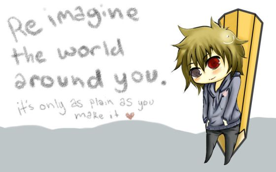 imagine your world by 78257