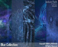 Blue Collection by ML-Worlds