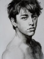 Mitch Hewer by Zombieyue