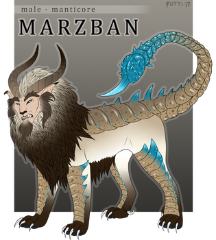 Marzban Reference 2017 by Rott-i-kins