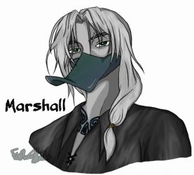 Marshall (Upgraded Version) by Featherwench