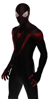Ultimate Spider-man - Miles Morales by RandomFilmsOnline