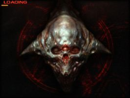 Doom3.Loading Hell by phlud