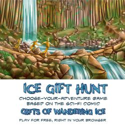 Ice gift hunt - free game! by Mildegard