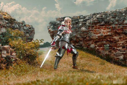 Saesenthessis - The Witcher by Shappi