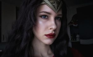 WW makeup test by Karenscarlet