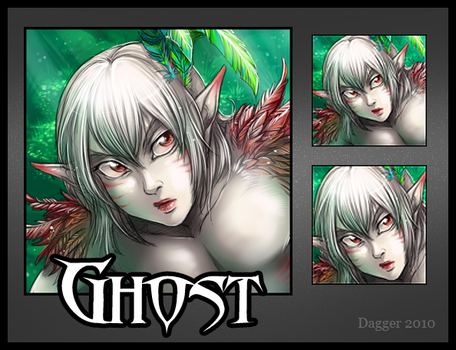 Icon Trade - Ghost by Majime