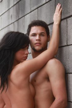 Alina and Christian (01) by COI-stock