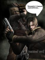 FCV: Resident Evil 4 by octupus8