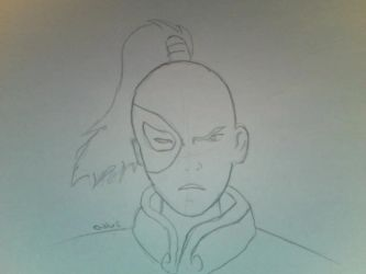 Zuko Season 1 by FireNationPhoenix
