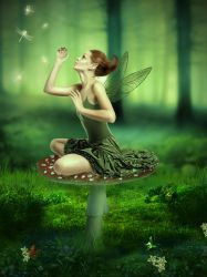 My Fairytale by theancientsoul