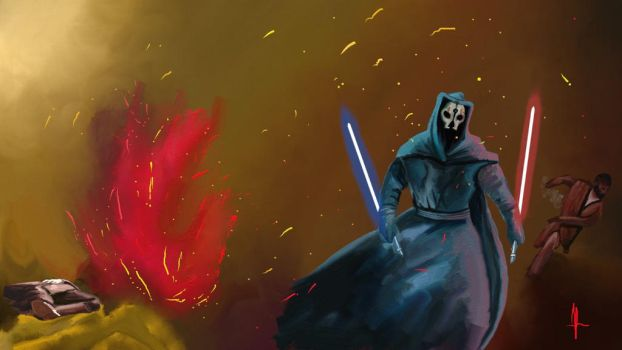 Darth Nihilus by njgking75